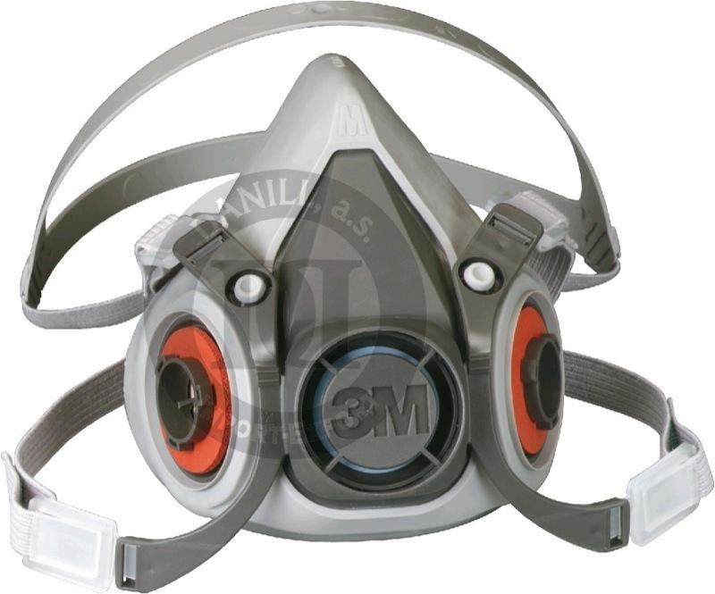 Ochranné pracovné pomôcky - Ochranné masky a polomasky  3e5f7bcfab